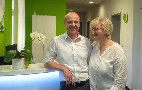 Anja und Dirk Joensson
